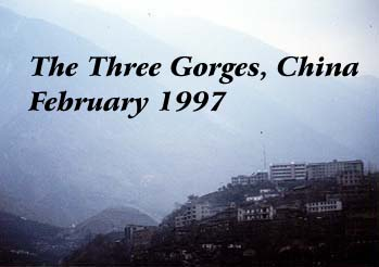 Three Gorges Title Image